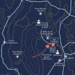 Unfettered Journey-New Mexico Battlefield Map