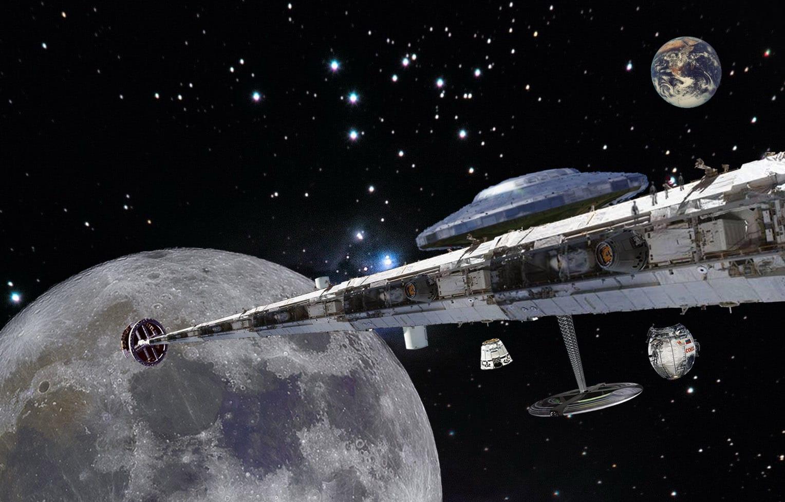 WISE Orbital Station